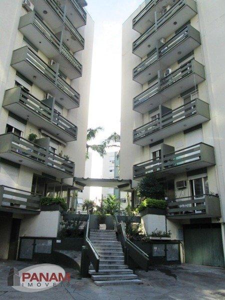 Apartamento 1(um) dormitório, 1(um) banheiro, reformado e 1(uma) vaga de garagem coberta, à venda em Porto Alegre no bairro Jardim Lindoia. Ótima localização, próximo a meios de transportes e comércios em geral.  Agende já sua visita Panam Imóveis Ltda 3340.9500